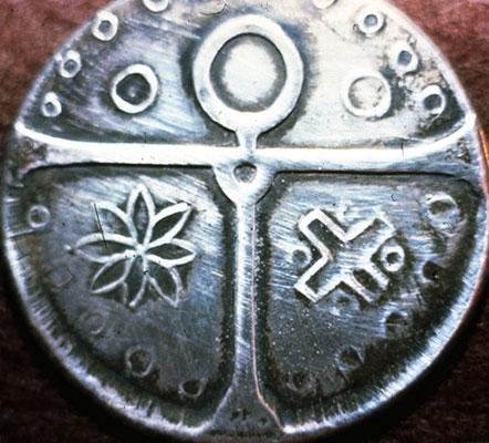 Cathar coin