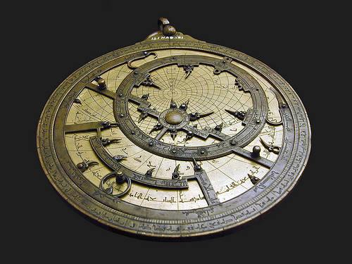 Ahratran astrolabe