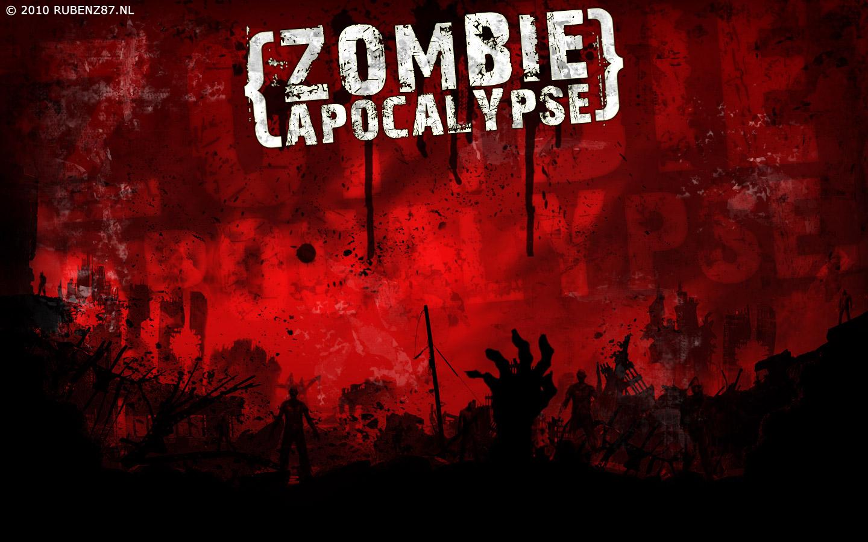 Zombie apocalypse by rubenz87