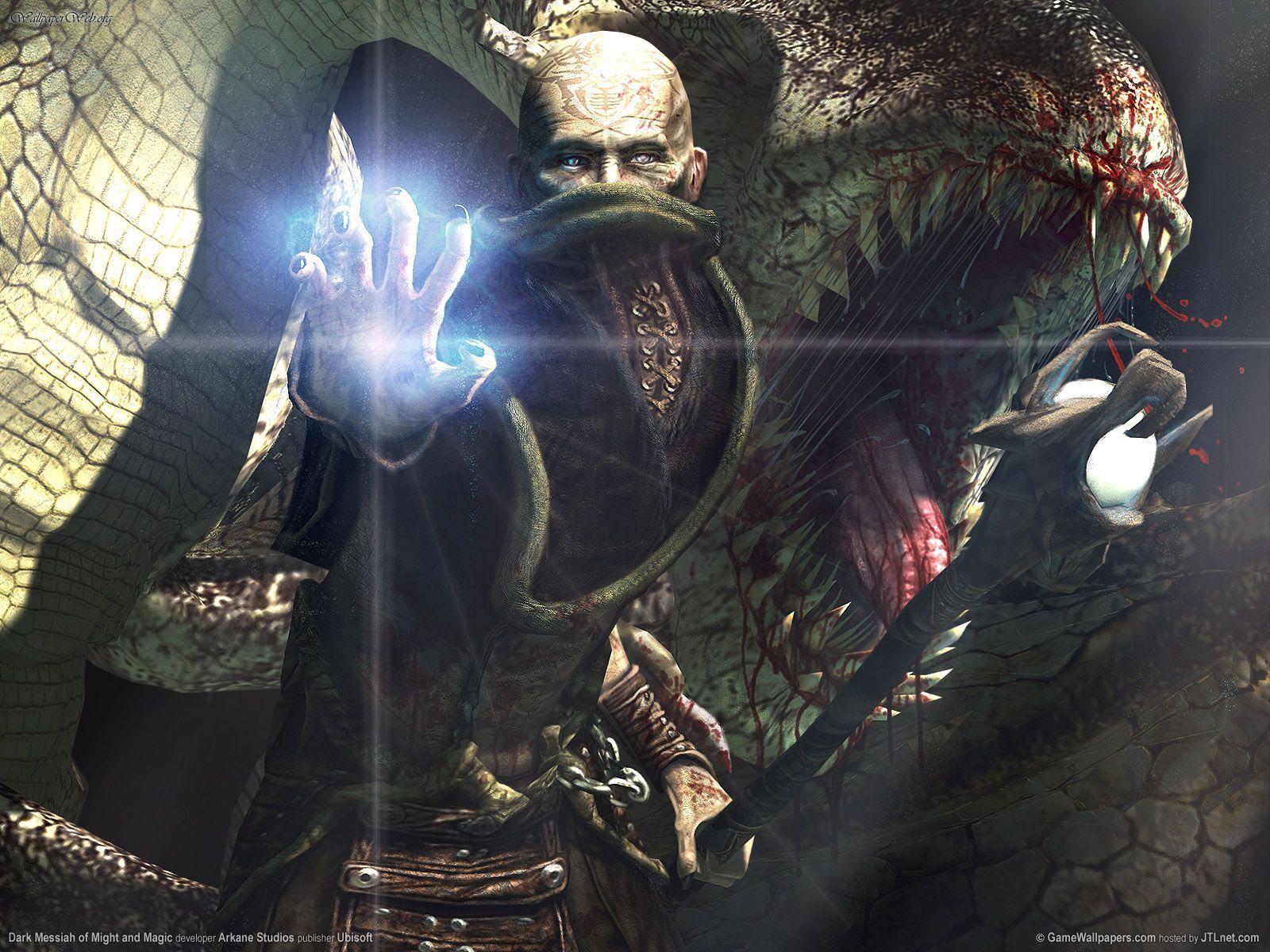 Wallpaper dark messiah of might and magic 02 1600