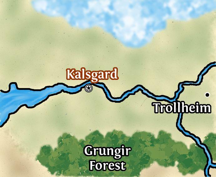 Kalsgard region