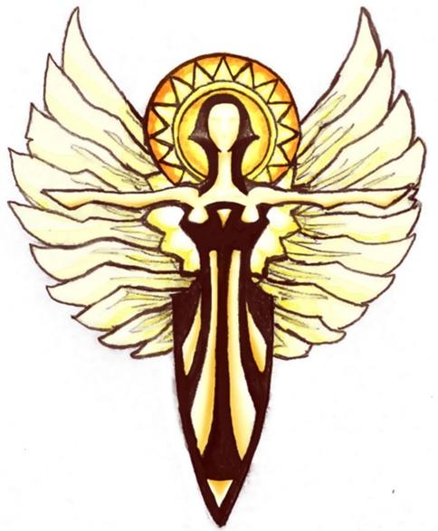484px sarenrae holy symbol