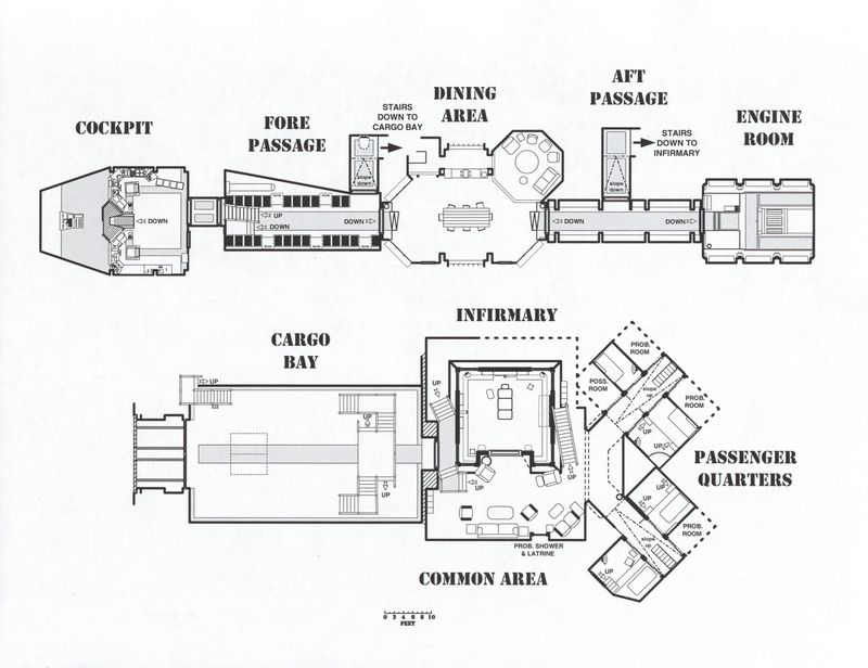 Tranquility floor plans