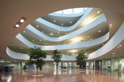 Innovation headquarters lin