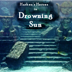 Drowning sun