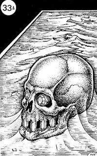Exhibit 33a: Acererak's Skull