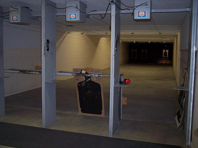 Indoor shooting range2