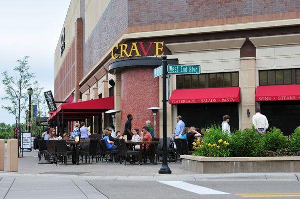 Corner with crave