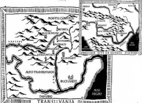 Mapa giovanni