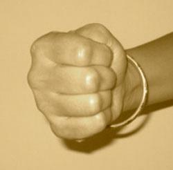 Как сделать себе большие кулаки 98