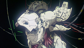 Cyborg shell