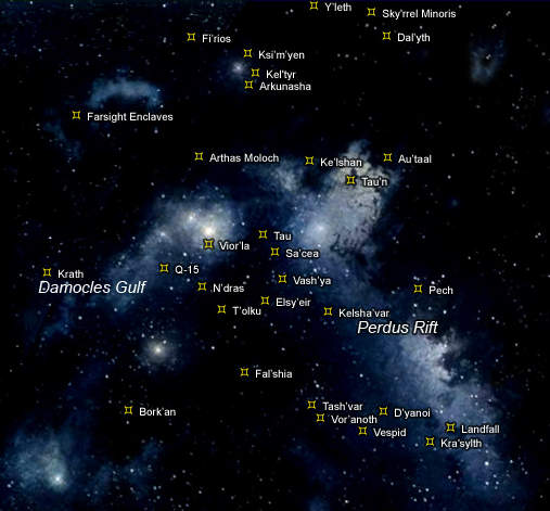 Tau s pace map