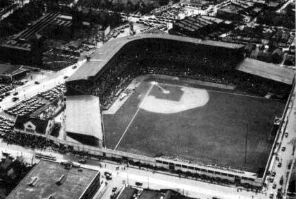 Detroit stadium