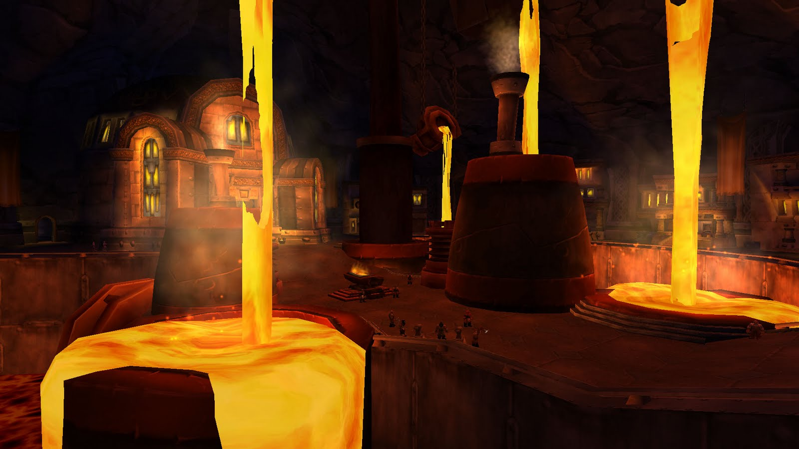 Ironforge the great forge1
