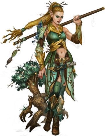 Pzo1121 elf druid 360