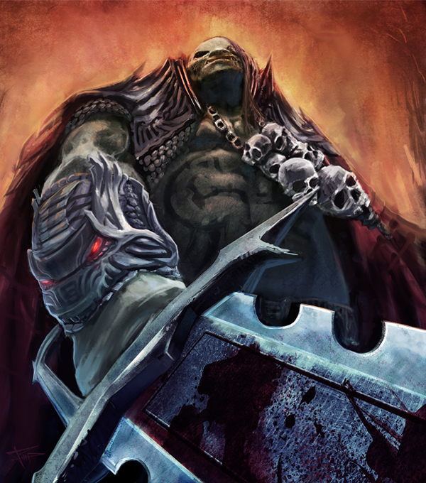 Orc boss revisit