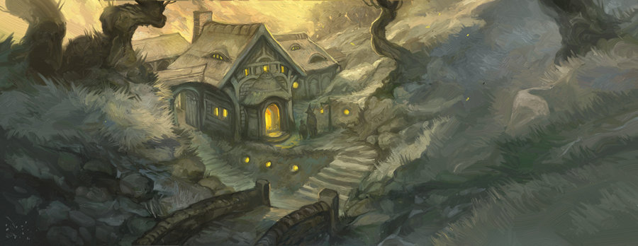 An inn across the mountains by jonhodgson d4uypx9