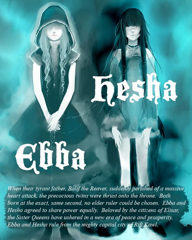 Sister queens bio