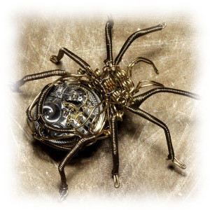 Mechanical spider a