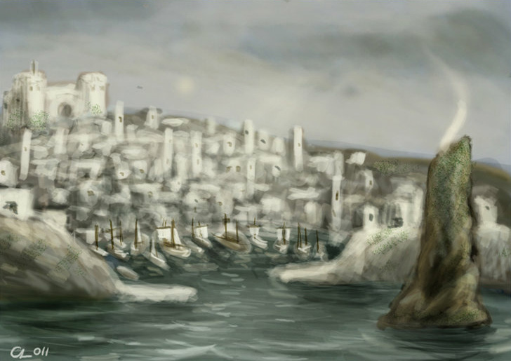 White harbor by cabepfir