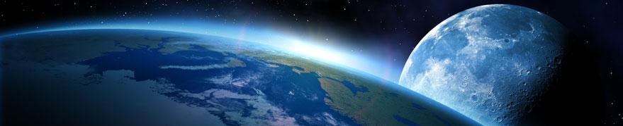 Vega space banner