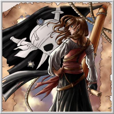 Elf pirate