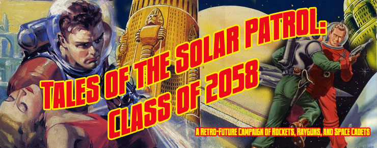 Tales of the Solar Patrol: Class of 2058