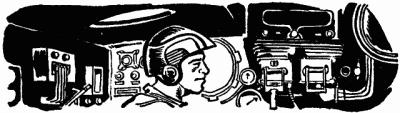 03 scifi helmet man controlling electronics rig