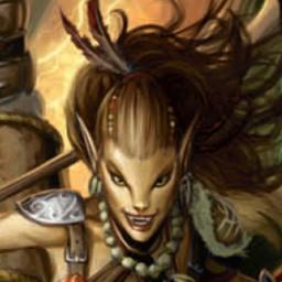 Feral shaman