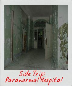 Paranormal hospital small