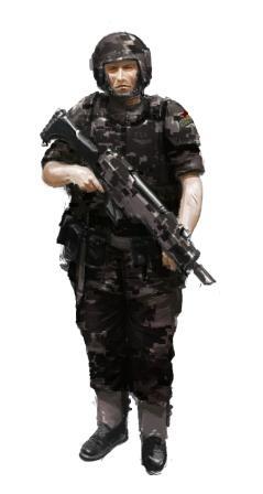 9th calisi trooper