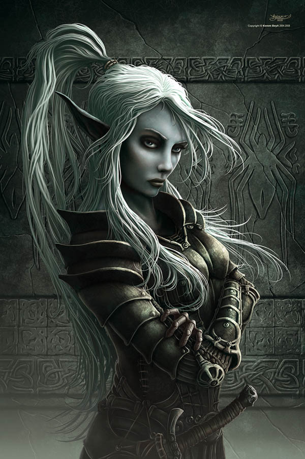 Female Drow