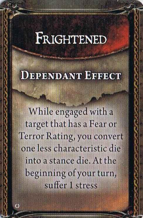 Frightened