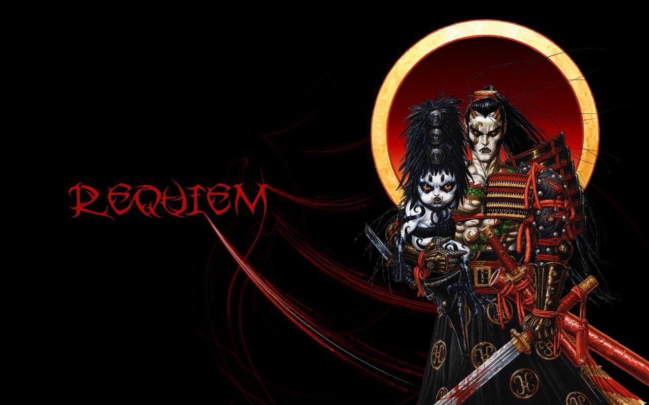 Requiem knight