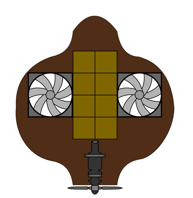Peygu-class airship