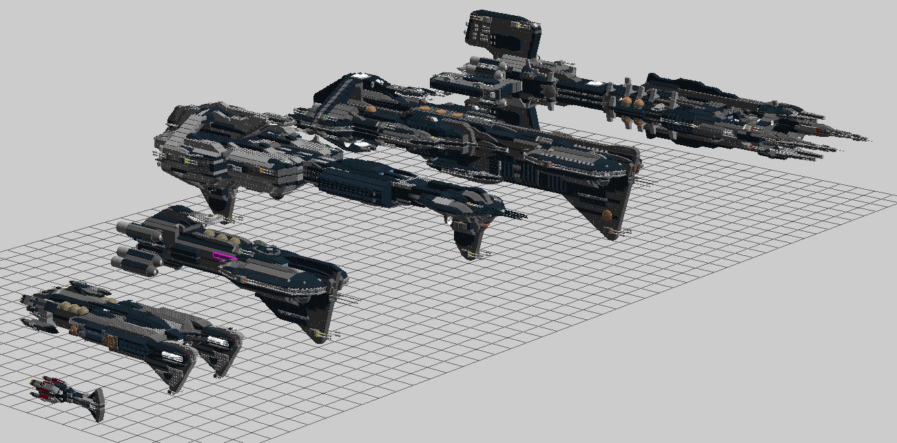 Guild fleet