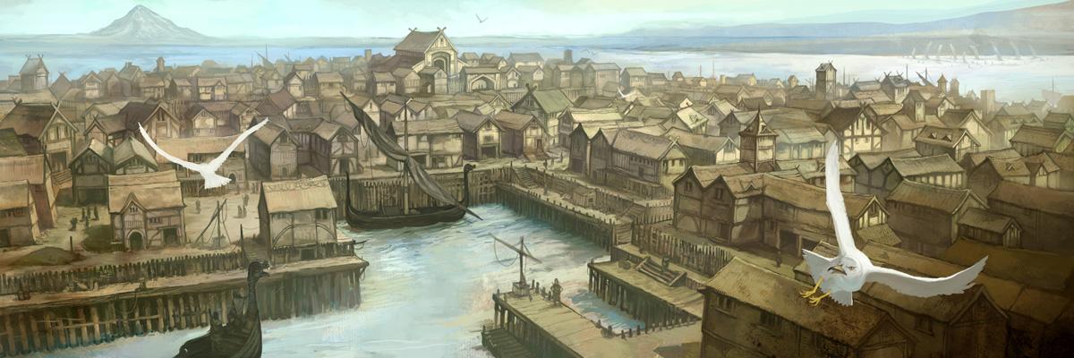 Taalagad docks