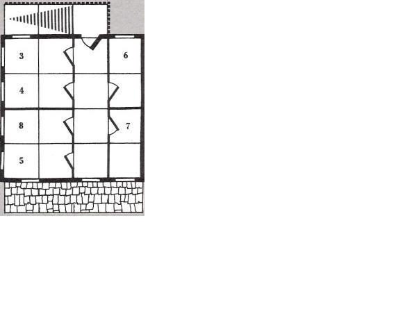 Schmidts boarding house b1 level 2