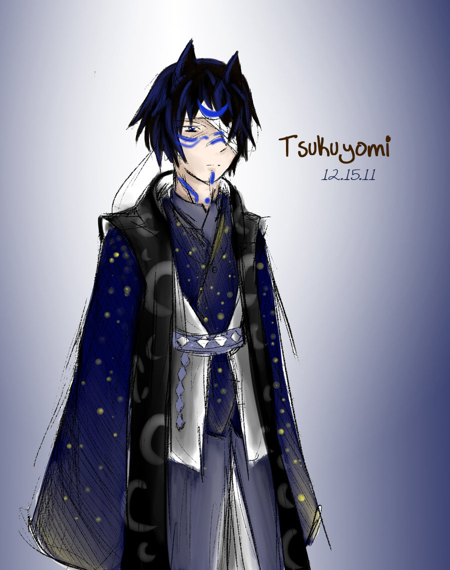 Tsukuyomi no mikoto by heartsxdespise d4j6q9y