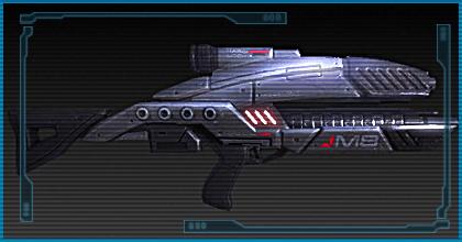 Gun m8 avenger