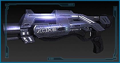 Gun m23 katana