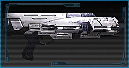 Gun m27 scimitar
