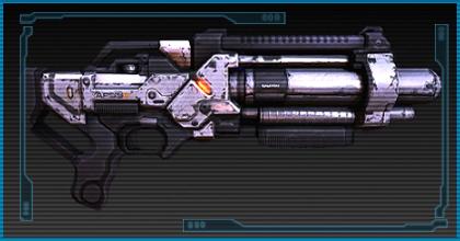 Gun m22 eviscerator