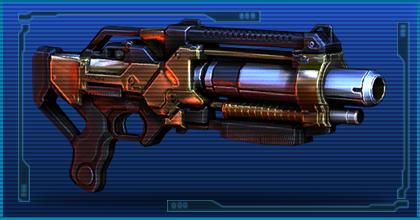 Gun m11 wraith