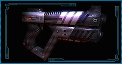 Gun m4 shuriken