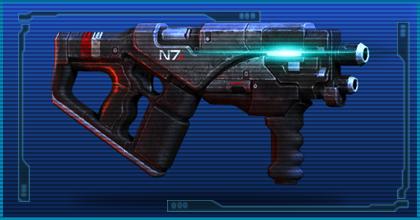 Gun n7 hurricane