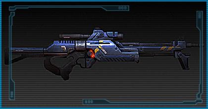 Gun m29 incisor