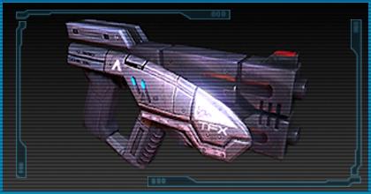 Gun m3 predator