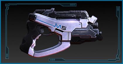Gun m5 phalanx