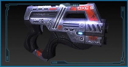 Gun m6 carnifax